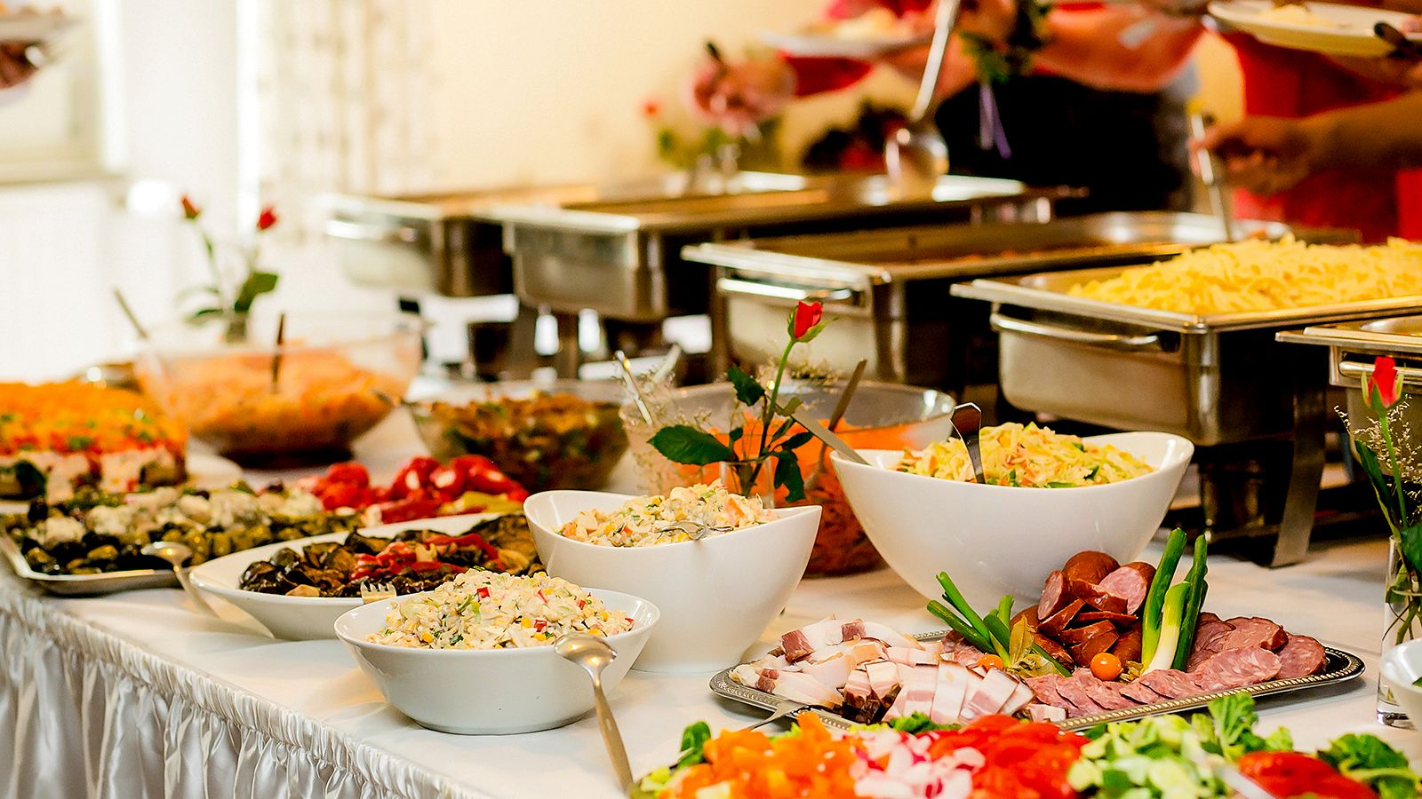 How to find the right caterer for your event - Ganpati Caterers